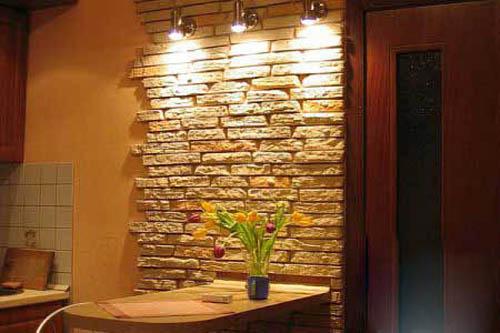 Стены для кухни своими руками